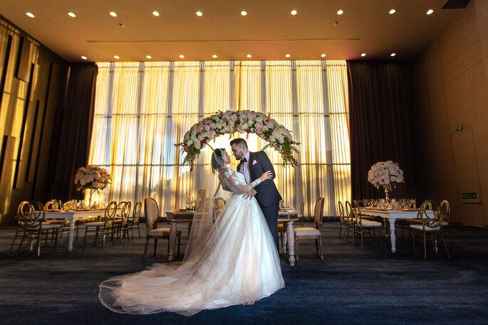 Hilton Bogotá Corferias hotel para bodas Bogotá