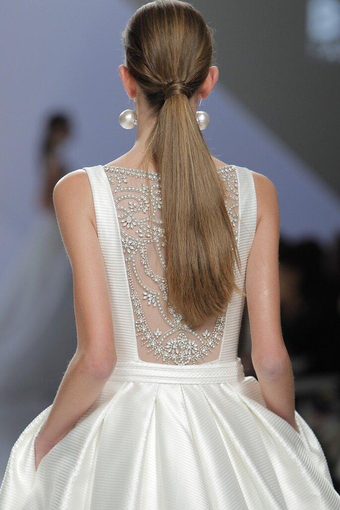 Rosa Clará. Foto: Barcelona Bridal Fashion Week