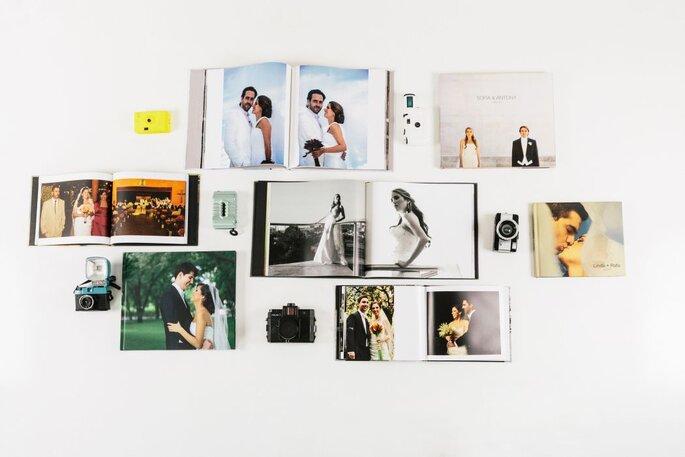 Lovely Photo Books by Cristy Benavides