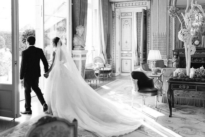 Destination wedding em Paris