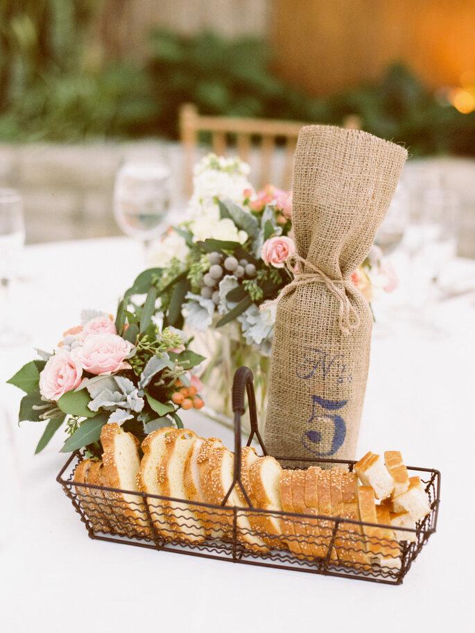 Numeración de mesas - Love By Serena