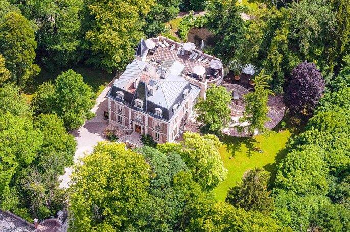 Les Jardins d'Épicure - Lieu de Réception - Val-d'Oise (95)