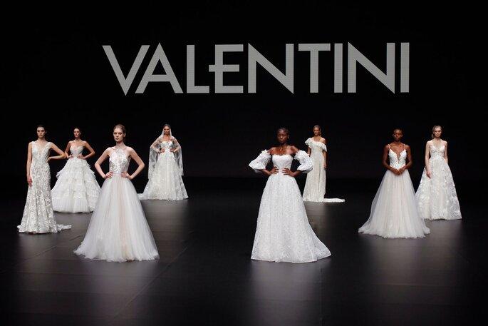 Abiti da sposa Valentini 2021