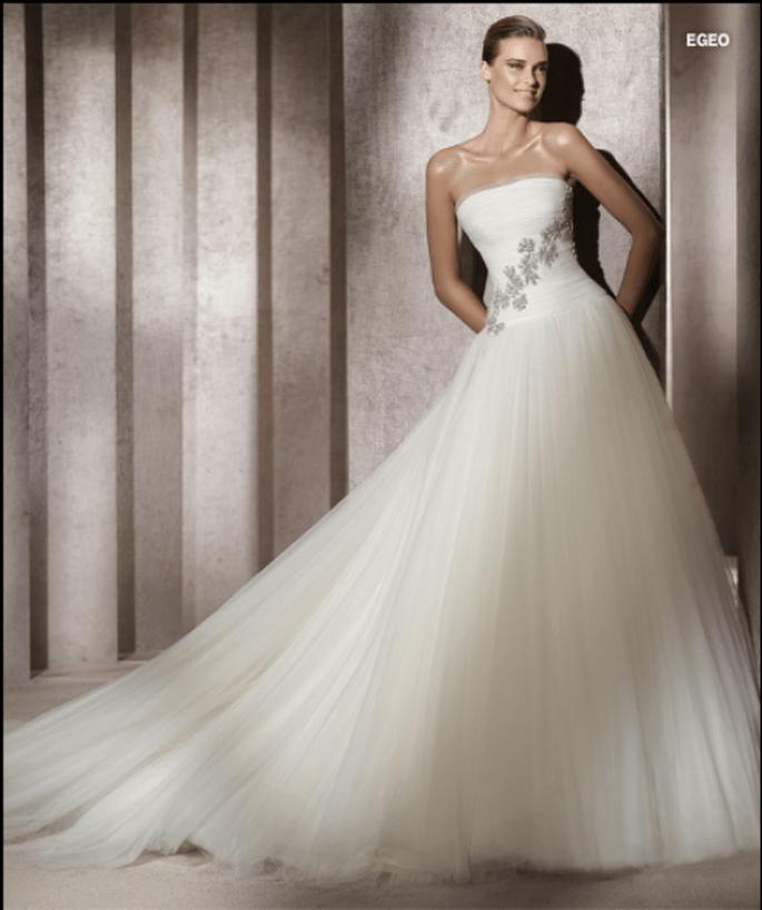 Vestido de novia Egeo, Pronovias