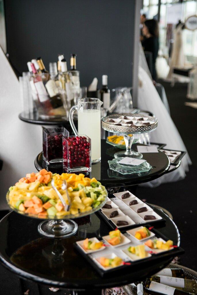 Welcome drink proporcionado pela Quinta A. Souto | André Tavares Fotografia