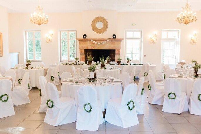 Terres de Saint Hilaire - Lieu de réception pour votre mariage - Provence