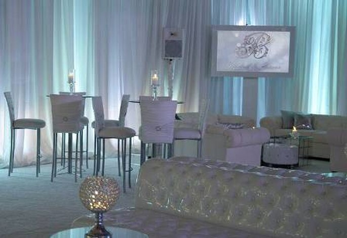 Salón boda Bublé - Lopilato