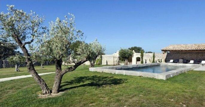 Domaine de Sarson - Mariage en Provence