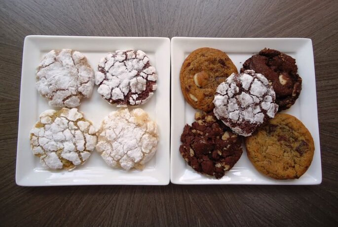Biscoitos deliciosos
