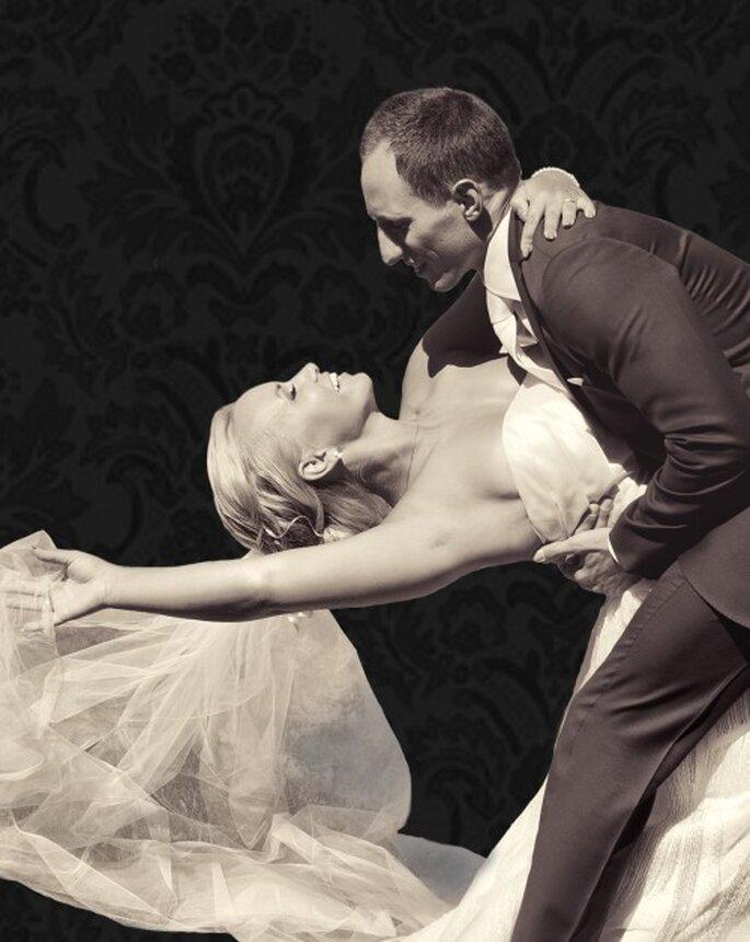przygotowanie do tańca na weselu