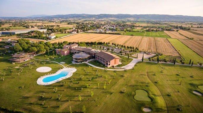 Hotel Golf Valle de Asissi