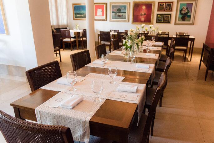 Local da Cerimônia e festa: Restaurante Soeta - Fotos: Danilo Schellmann Fotografia