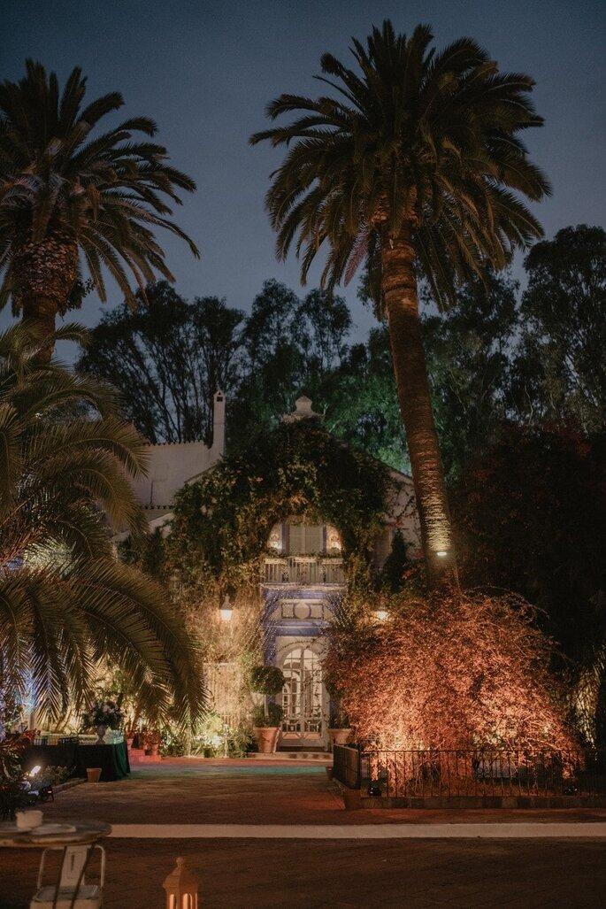 Lugares de celebración Málaga