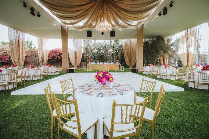 Erika Fernandez Bodas & Eventos buffet matrimonios Lima