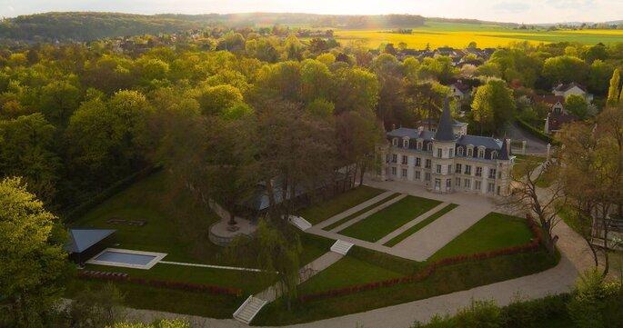 Château d'Hardricourt - Lieu de Réception - Yvelines (78)