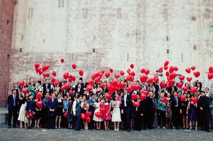 Des coeurs rouges encore et toujours ! Source : paperblog