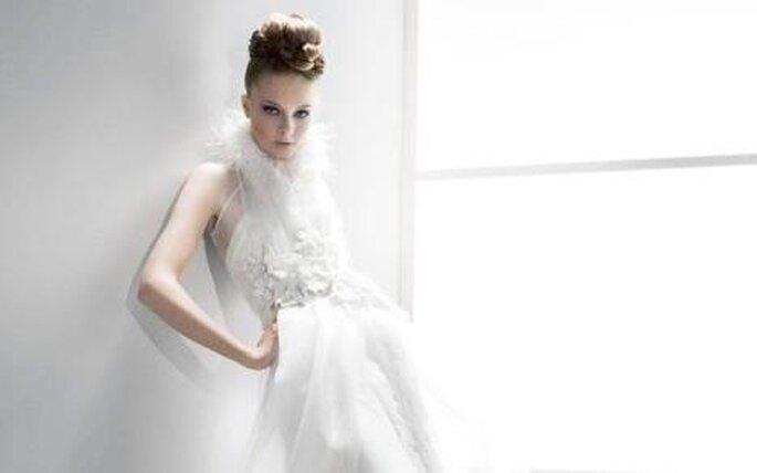 Colección de vestidos de novia Jesús Peiró 2010