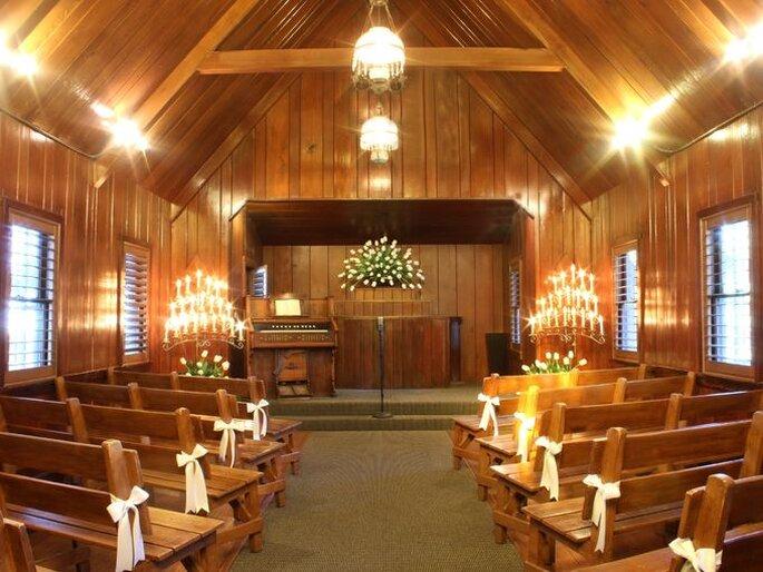 Little Church of the West - Foto: divulgação