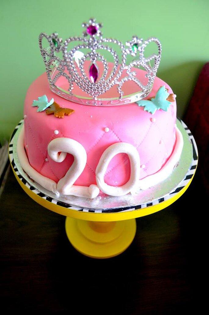 Photo: Pink Cupcakes.