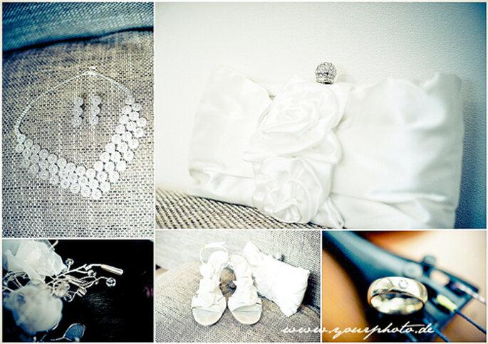 Hochzeit von Nadja und Alexander - Fotos: yourphoto.de
