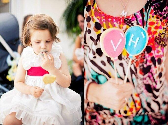 6 ideias fáceis para entreter crianças num casamento Foto: Madalena Tavares