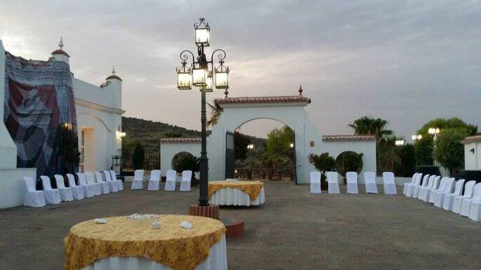Hacienda Dehesa Palmitero hacienda bodas Sevilla