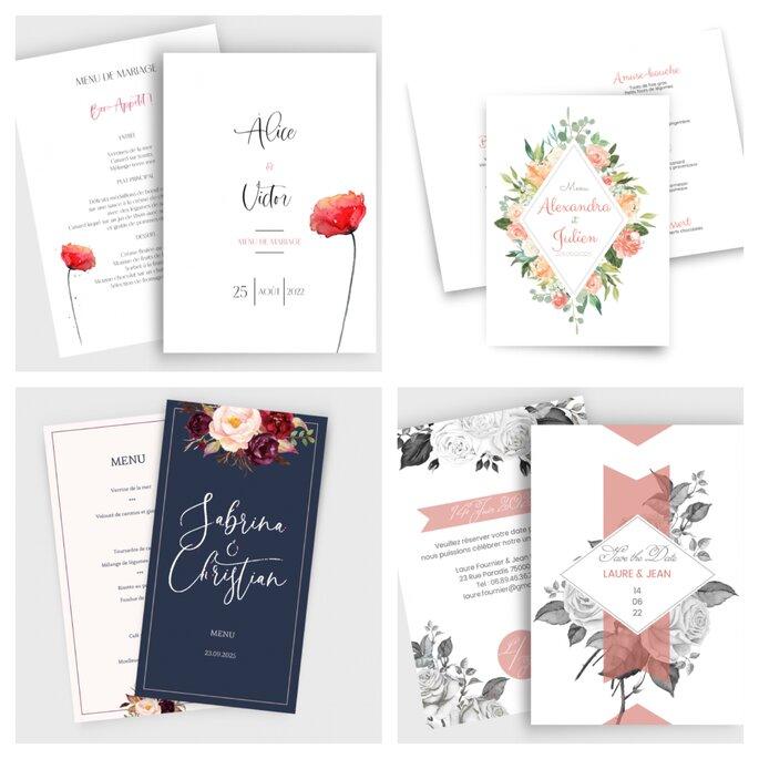 Faire-part de mariage - eshop Zankyou - Paper Studio