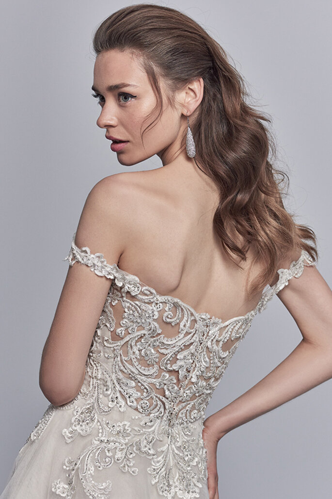 Robes de mariée Sottero and Midgley 2018.