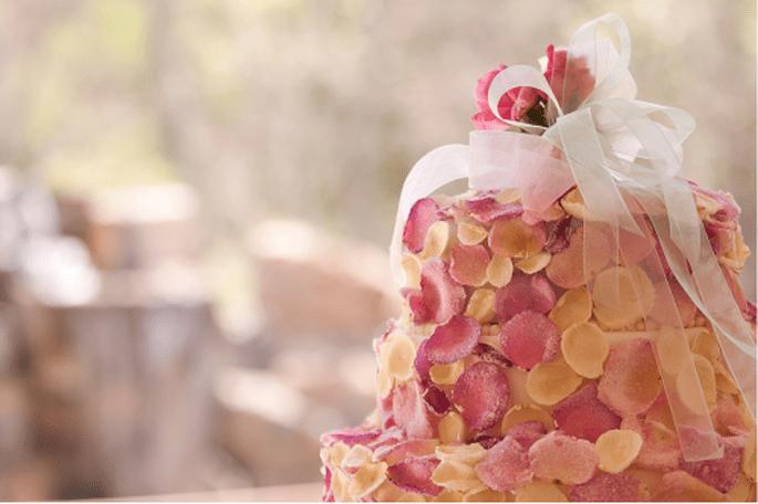 Haz que tu pastel de bodas se convierta en un elemento de beneficencia - Foto Marcos Valdés