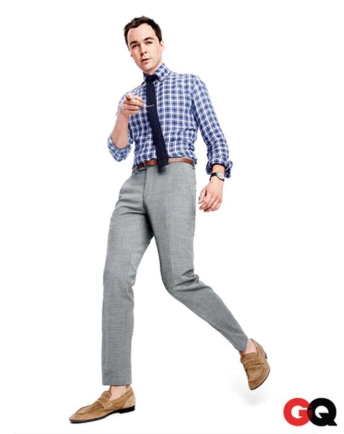 Estilo casual y vintage para el look del novio - Foto GQ