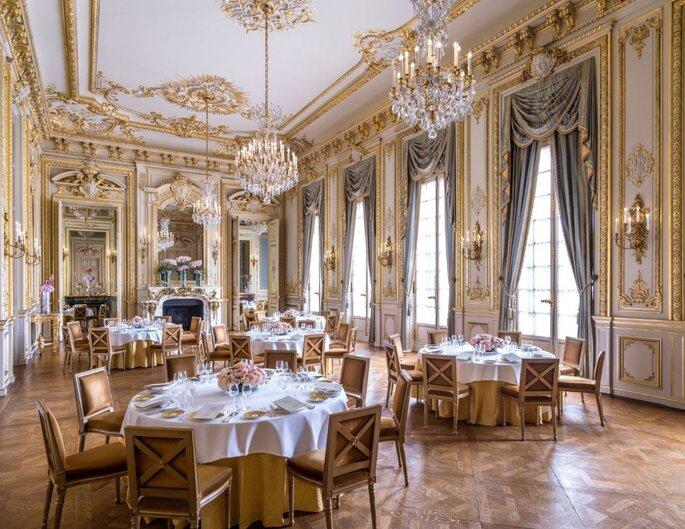 Le Shangri-la Hotel Paris