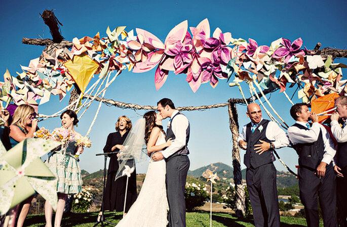 Los altares de boda más lindos para la ceremonia religiosa - Ashley Rose