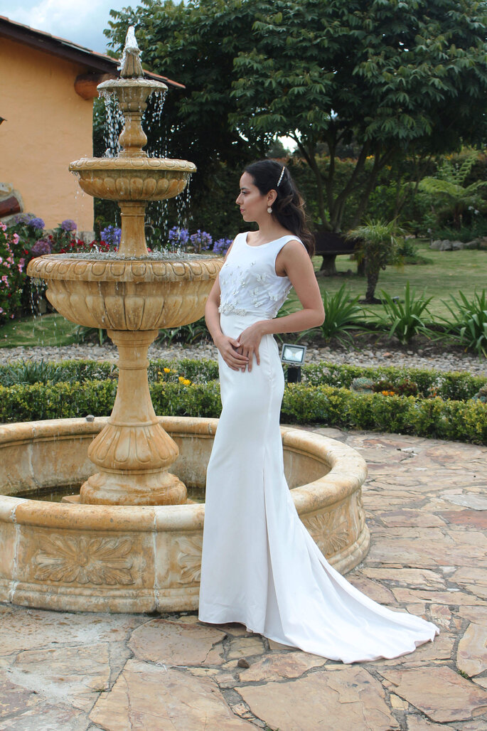 Etait Une Fois - Violeta Vestidos de novia personalizados
