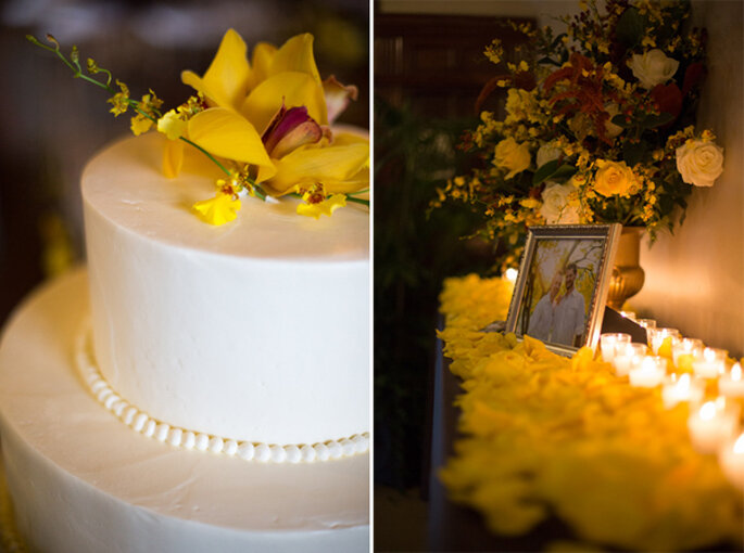 Detalles que inspiran desde un matrimonio del mismo género. Foto: Left of Center Photography