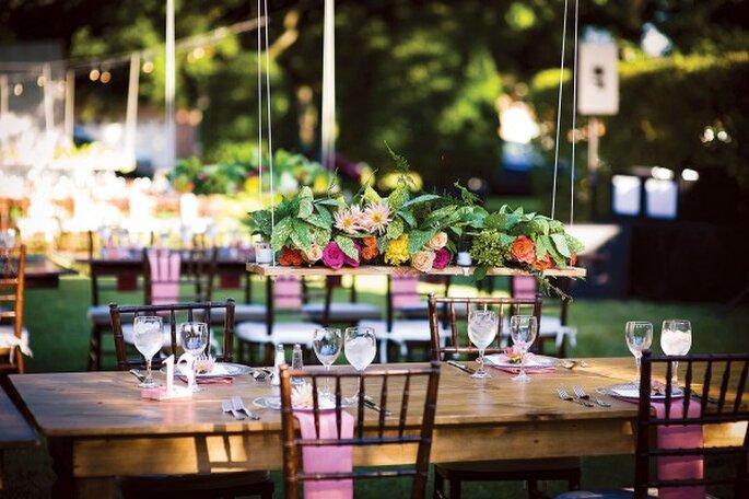 14 свадебных тенденций: самое-самое в 2015 году  - Tracy Sanders