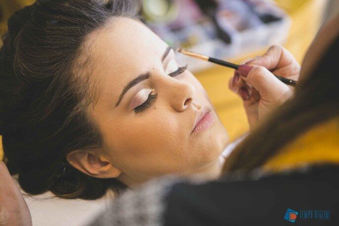 Maquiagem natural para casamento