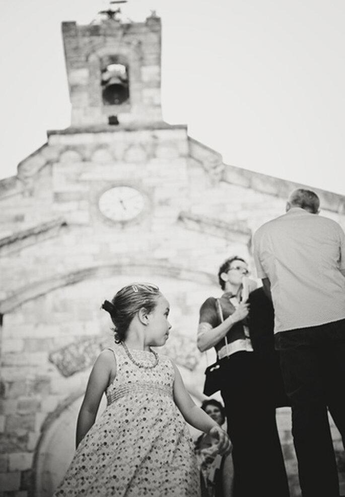Le mariage vu par les enfants - Photo : Mamazelle.com