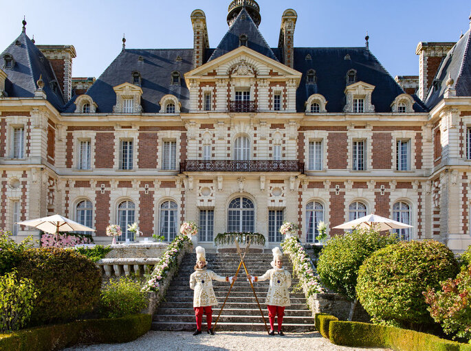Sandy T Events - Wedding Planner - Paris