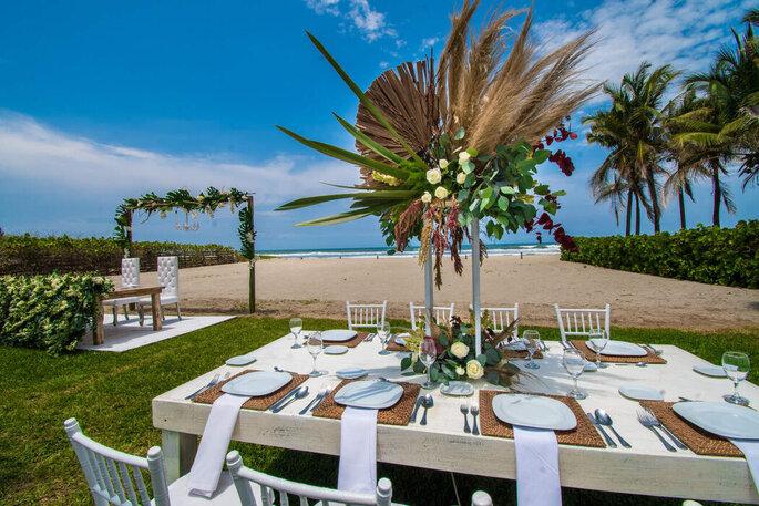 Eventos Liz Rigard Acapulco - Catering banquetes bodas Acapulco