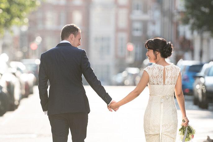 fotografia de casamentos em londres