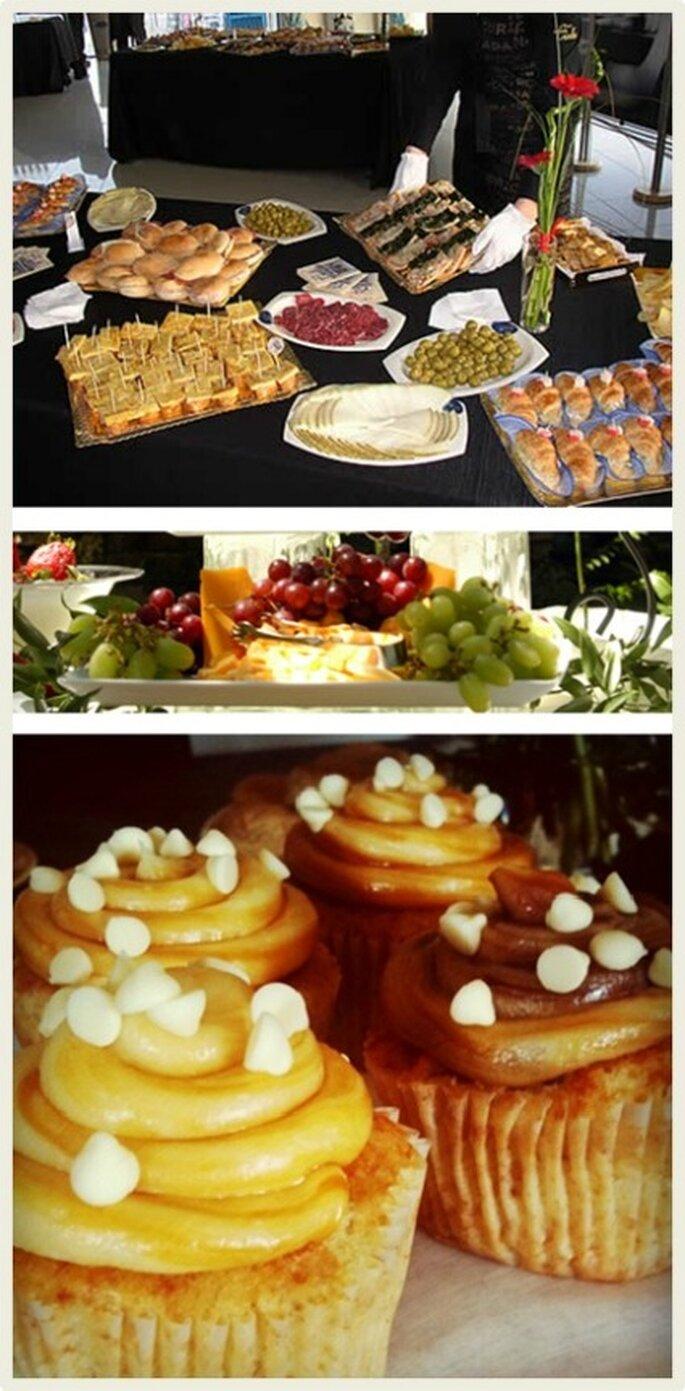 El brunch es una comida que se da a mitad de la mañana