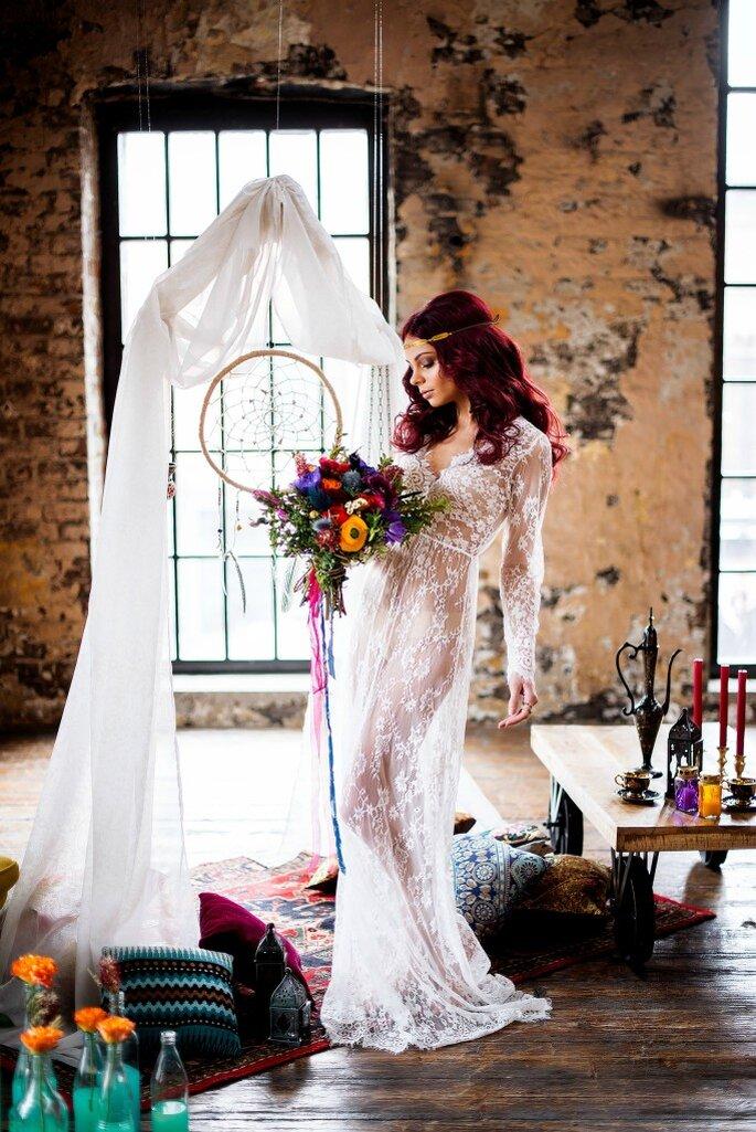 Платье будуар Wild romantic