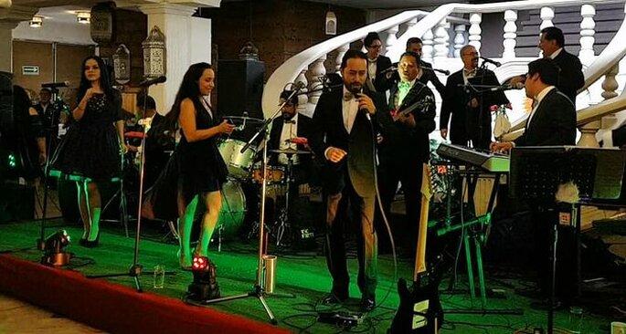 Supra Orquesta música en vivo bodas Tepotzotlán
