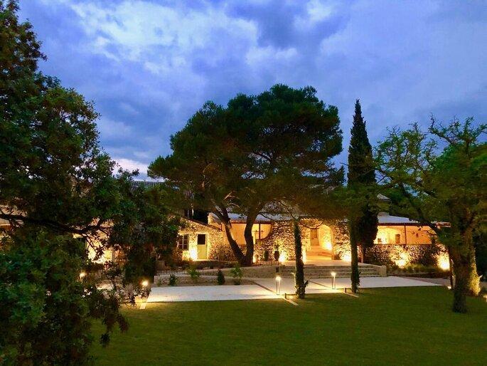 Domaine Le Grand Belly - Lieu de réception mariage - Gard