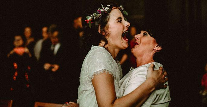 Aufgaben der Brautmutter