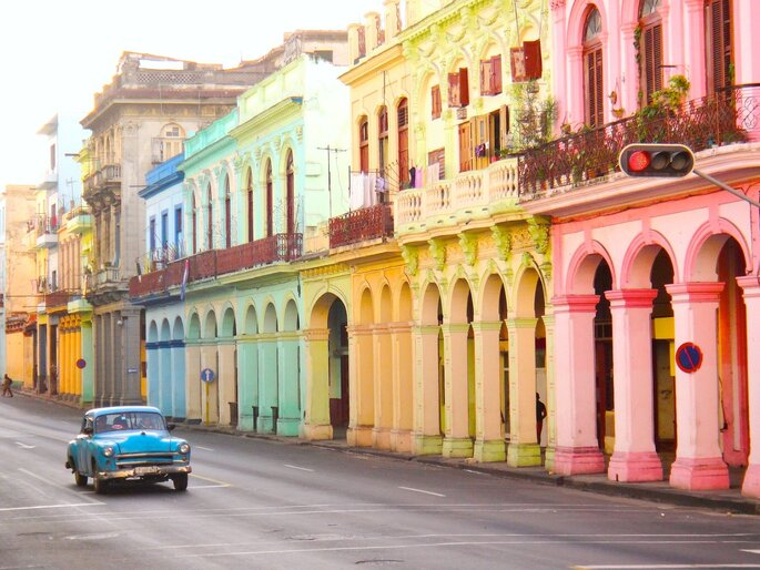 Flitterwochen in Kuba