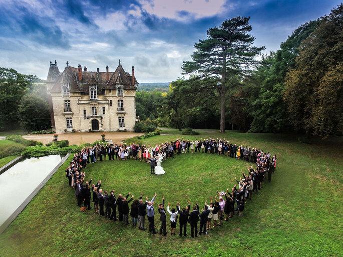 Ourcadia Réception - Domaine de Bellevue - lieu de réception pour votre mariage - Maux