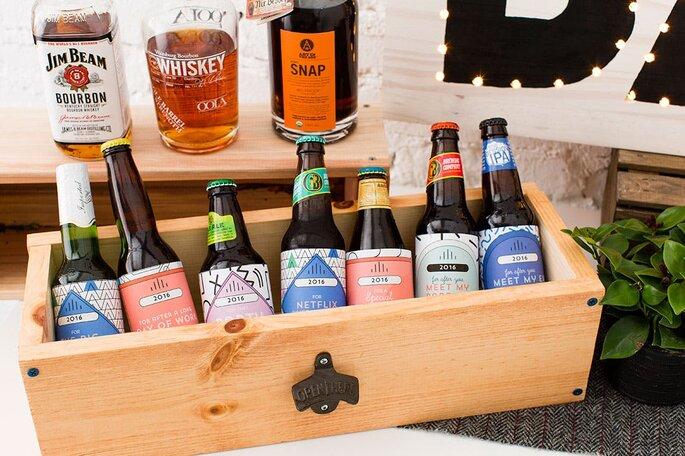 Cervejas customizadas