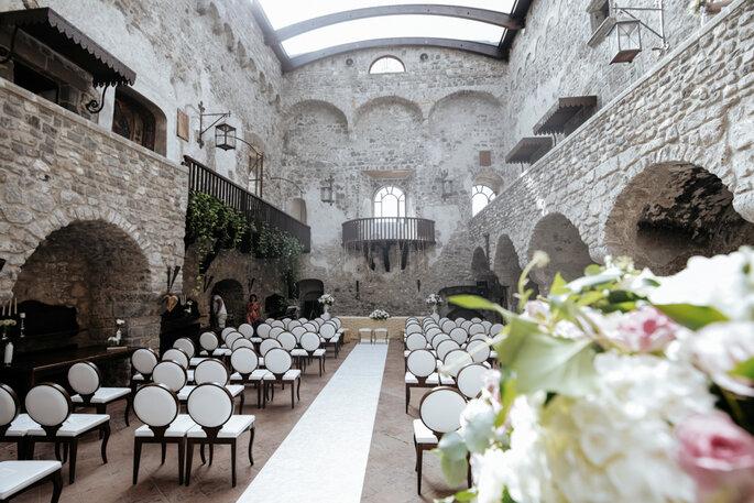 Castello di Limatola - cerimonia