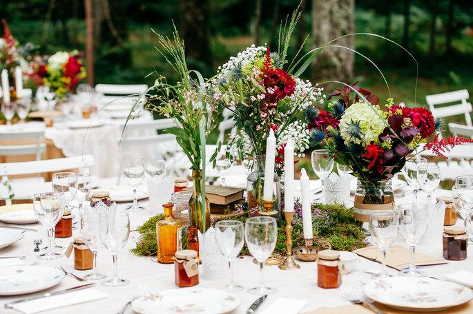 photos mariage Sarthe dans la Forêt Chambiers